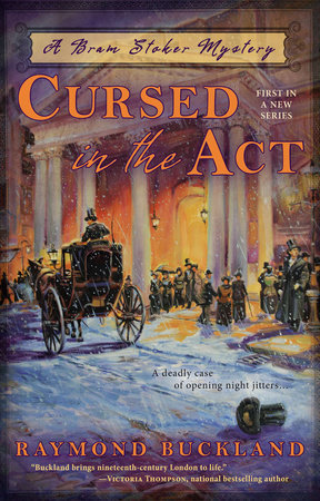 Cursed in the Act by Raymond Buckland