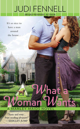 What a Woman Wants by Judi Fennell