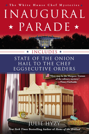 Inaugural Parade by Julie Hyzy