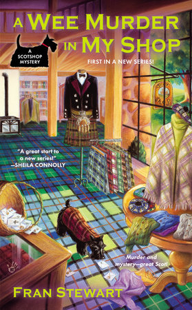 A Wee Murder in My Shop by Fran Stewart
