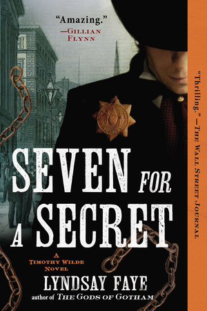 Seven for a Secret Free Preview by Lyndsay Faye