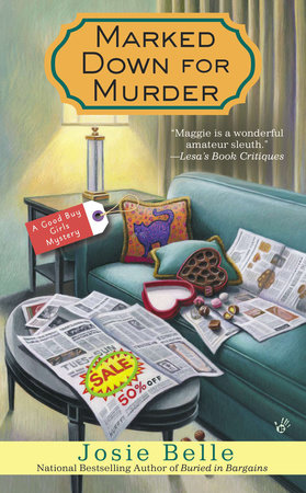 Marked Down for Murder by Josie Belle