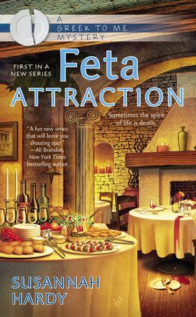 Feta Attraction by Susannah Hardy