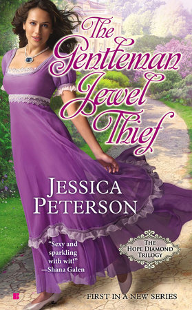 The Gentleman Jewel Thief by Jessica Peterson