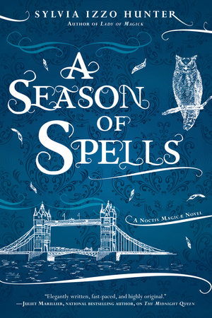 Image result for A Season of Spells by Sylvia Izzo Hunter