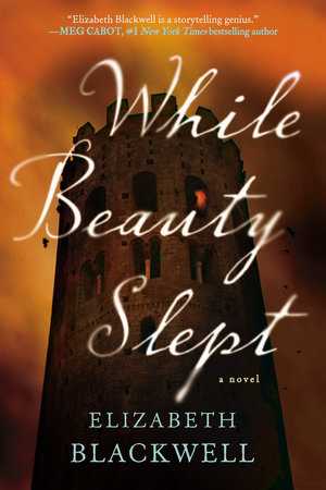 The cover of the book While Beauty Slept