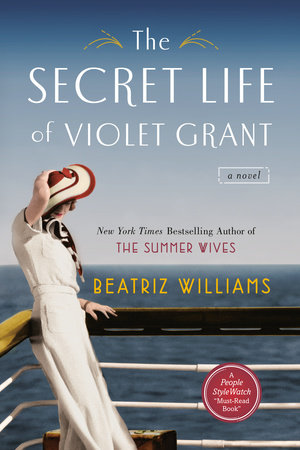 The Secret Life of Violet Grant Book Cover Picture
