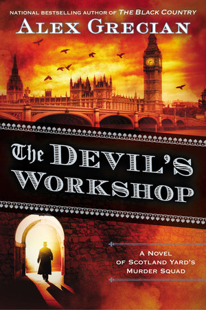 The Devil's Workshop by Alex Grecian
