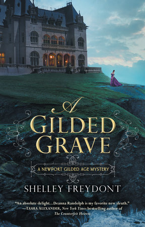 A Gilded Grave Book Cover Picture
