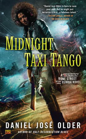 Midnight Taxi Tango by Daniel José Older