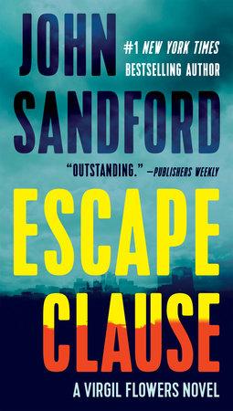 Escape Clause by John Sandford