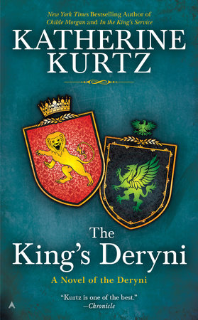 The King's Deryni Book Cover Picture