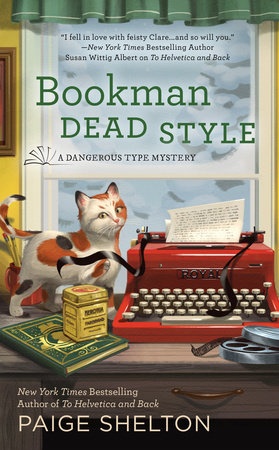 Bookman Dead Style