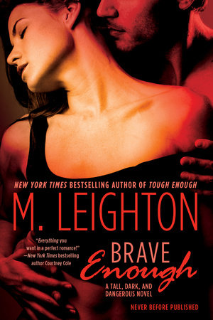 Brave Enough by M. Leighton