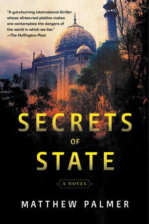 Secrets of State by Matthew Palmer