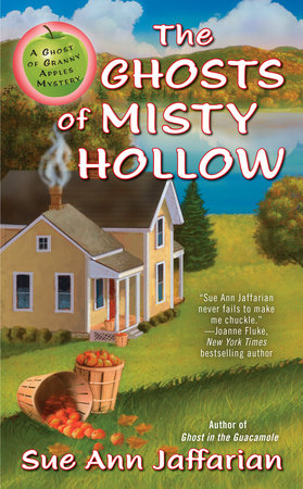 The Ghosts of Misty Hollow by Sue Ann Jaffarian