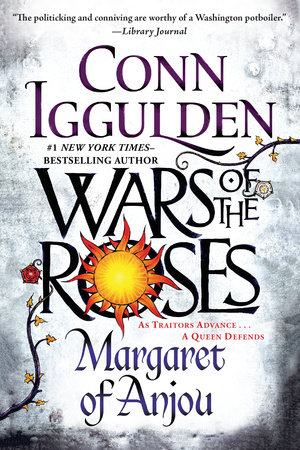 The cover of the book Wars of the Roses: Margaret of Anjou