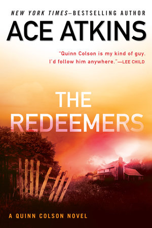 The Redeemers Book Cover Picture