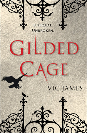 The cover of the book Gilded Cage