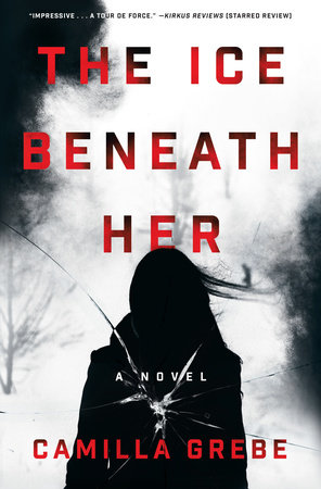 The cover of the book The Ice Beneath Her