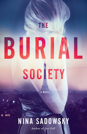 The cover of the book The Burial Society