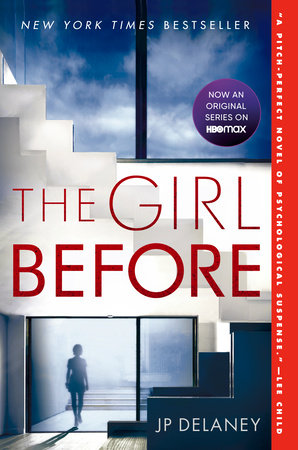 The cover of the book The Girl Before