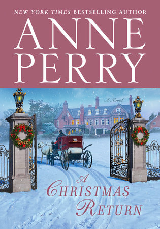 The cover of the book A Christmas Return
