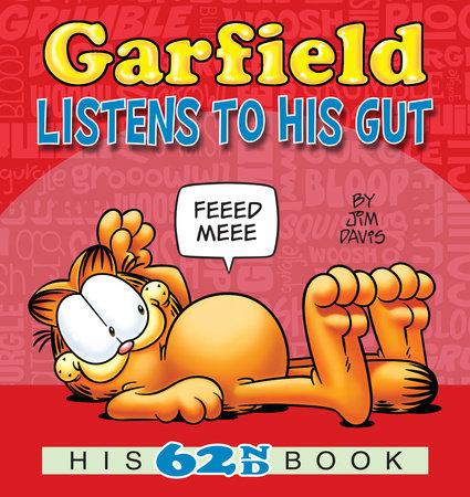 Garfield Listens to His Gut