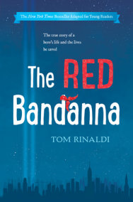 Image result for red bandana book