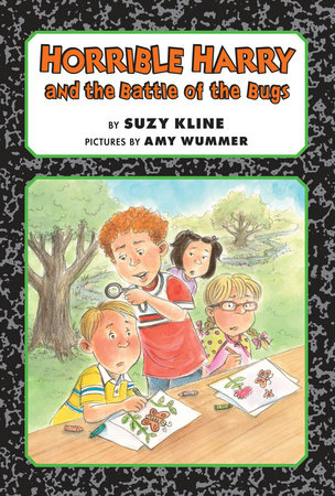 Horrible Harry and the Battle of the Bugs by Suzy Kline