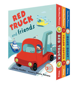 Red Truck and Friends Boxed Set