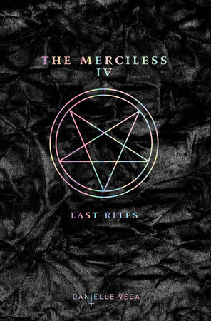 The cover of the book The Merciless IV: Last Rites