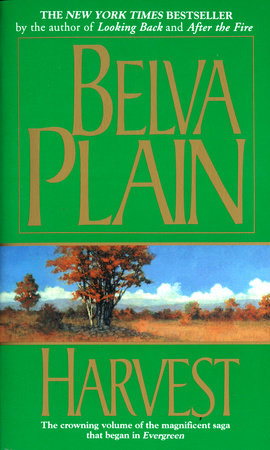HARVEST by Belva Plain