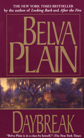 Daybreak by Belva Plain