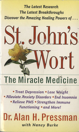 St. John's Wort by Dr. Alan Pressman