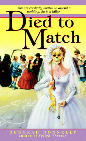 Died to Match by Deborah Donnelly