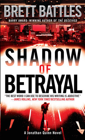 Shadow of Betrayal by Brett Battles