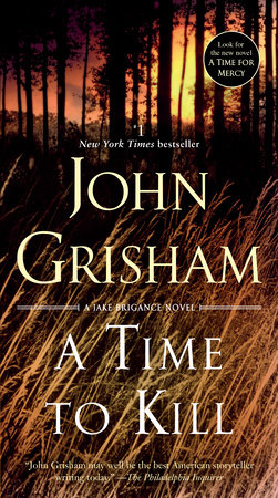 The cover of the book A Time to Kill