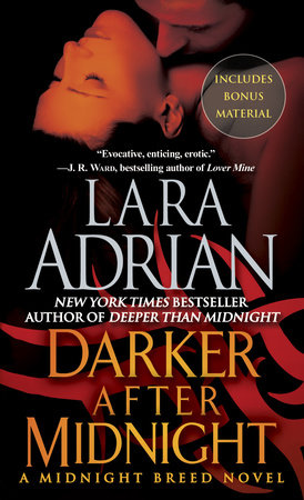 Darker After Midnight (with bonus novella A Taste of Midnight) by Lara Adrian