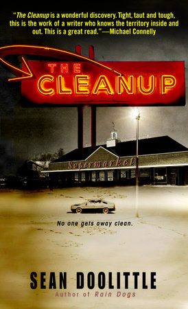 The Cleanup by Sean Doolittle