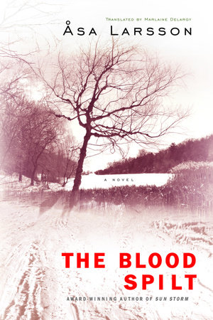 The Blood Spilt by Asa Larsson