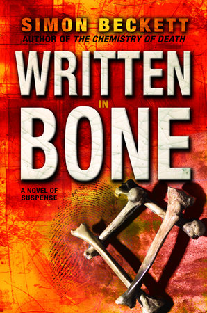Written in Bone by Simon Beckett