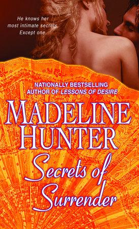 Secrets of Surrender by Madeline Hunter