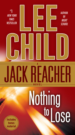 Nothing to Lose by Lee Child