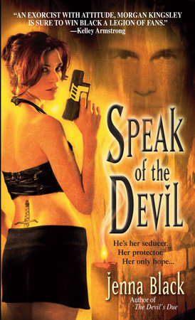 Speak of the Devil by Jenna Black