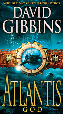 Atlantis God by David Gibbins