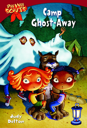 Pee Wee Scouts: Camp Ghost-Away by Judy Delton