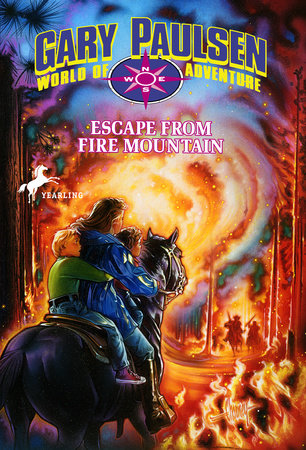 Escape from Fire Mountain by Gary Paulsen