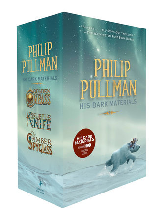His Dark Materials Yearling 3-book Boxed Set by Philip Pullman