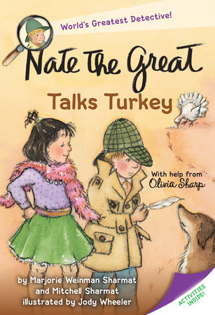 Nate the Great Talks Turkey by Marjorie Weinman Sharmat and Mitchell Sharmat
